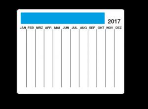 Mousepads mit Kalender