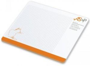 Papier Mousepad-Block