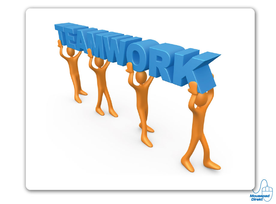 Teamwork-Mousepad