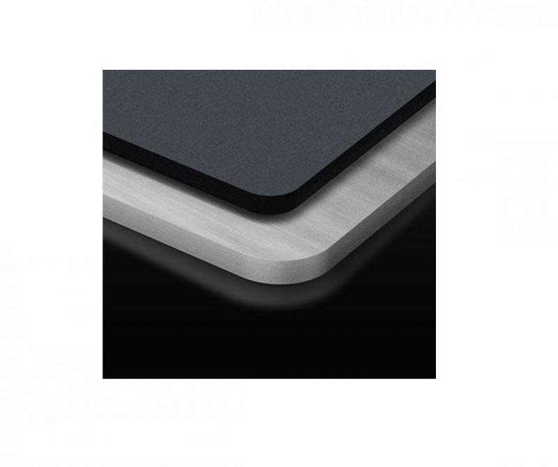 aluminium Mousepad gummi