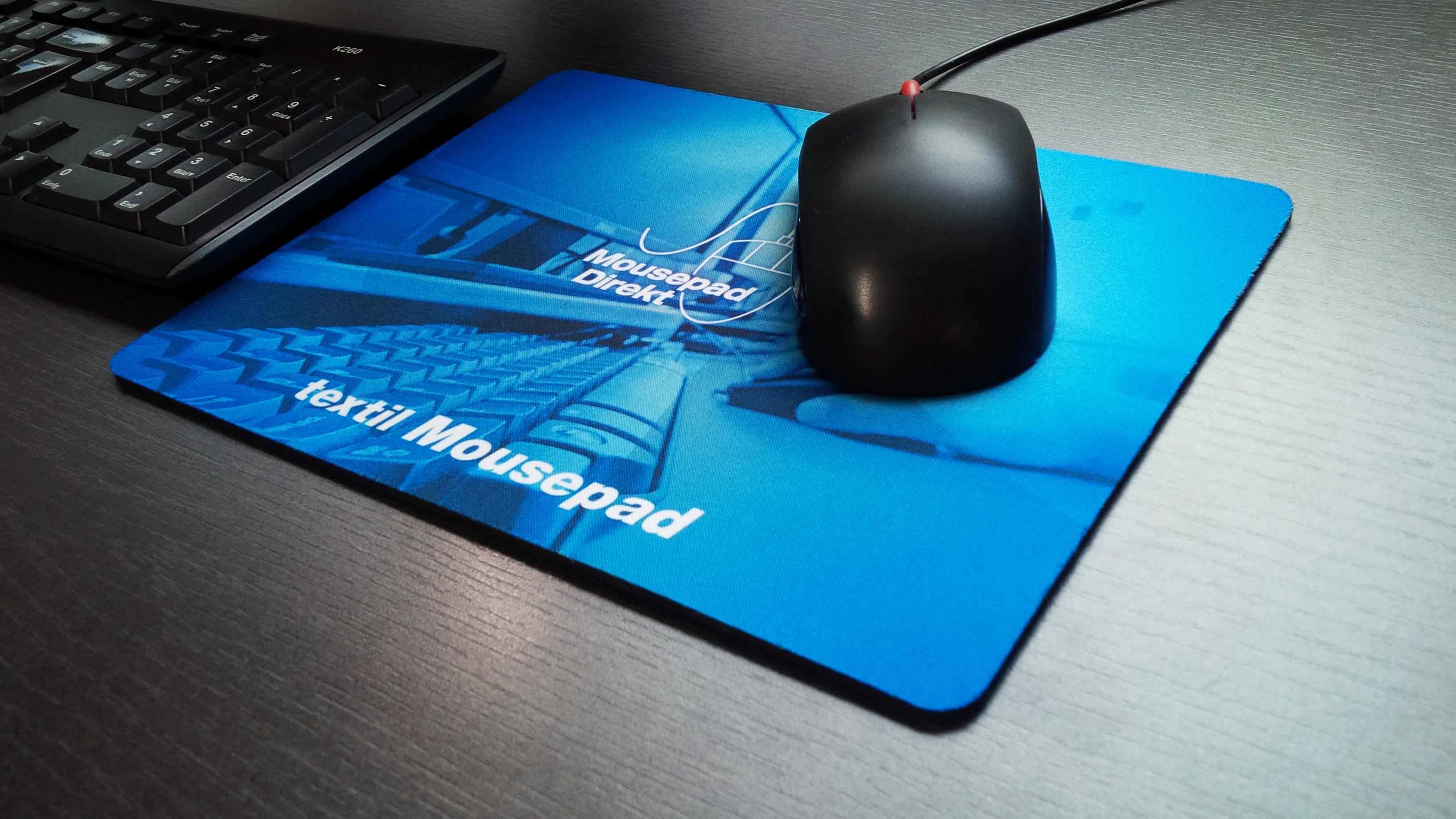 mousepads bedrucken lassen schnelle lieferzeit gute qualit t preiswert mousepad direkt. Black Bedroom Furniture Sets. Home Design Ideas