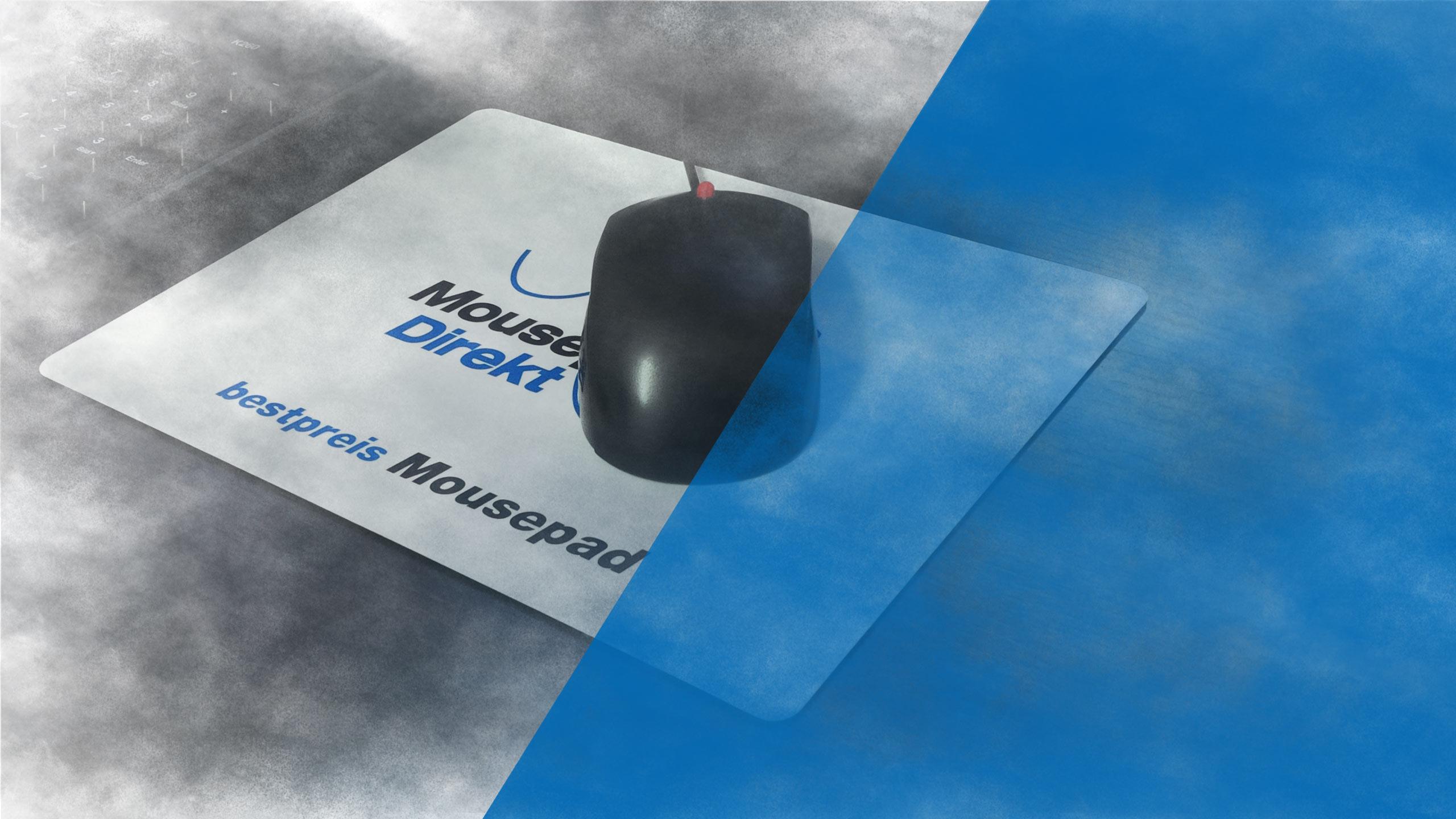Bestpreis-Mousepads bedrucken lasse