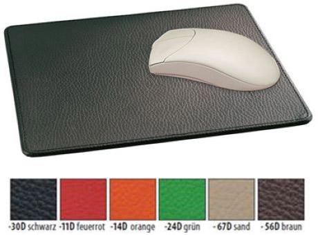 Leder Mousepad