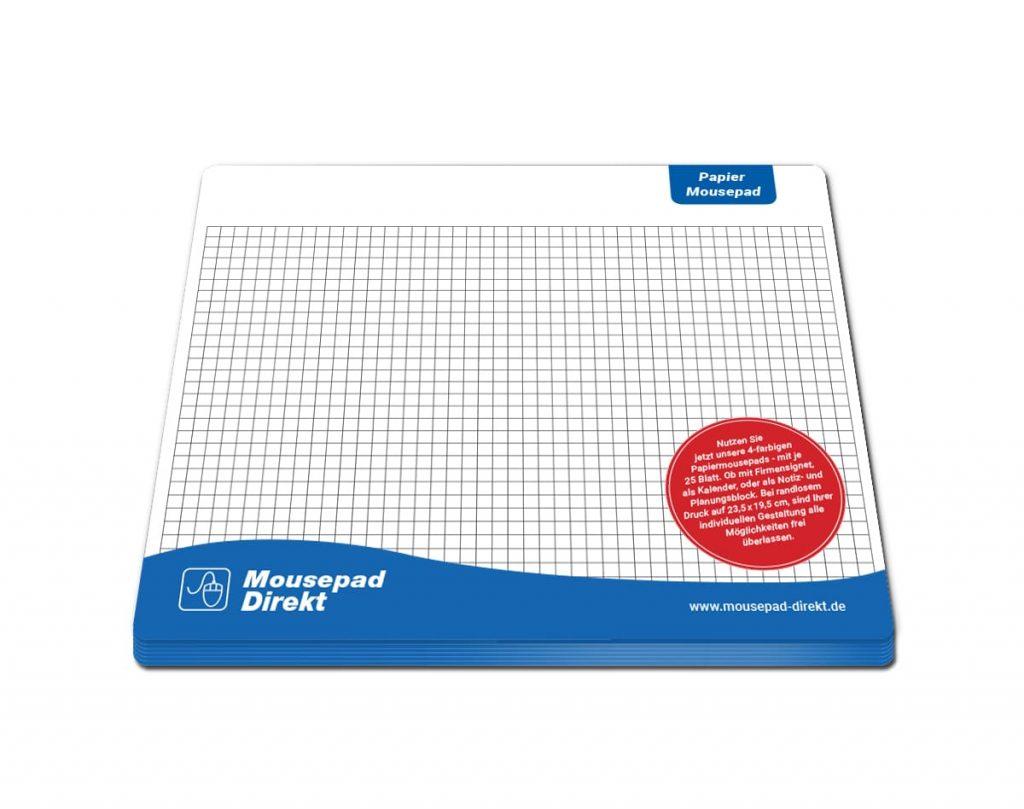 Papier Mousepad